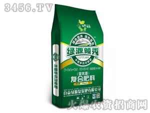 水稻多抗功能肥-绿源领秀