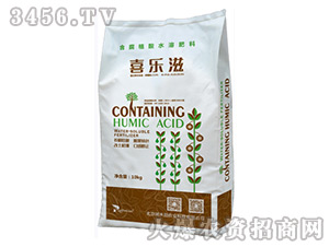 含腐植酸水溶肥-喜乐滋