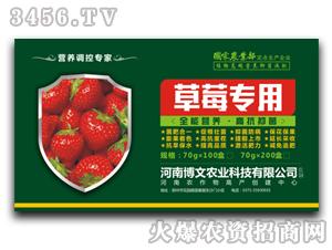 草莓专用叶面肥-鼎盛天