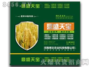 小麦专用叶面肥-鼎盛天