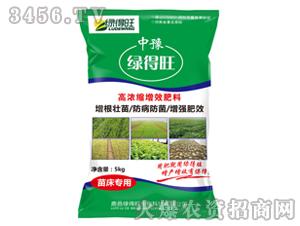 高浓缩增效肥料-中豫-绿得旺