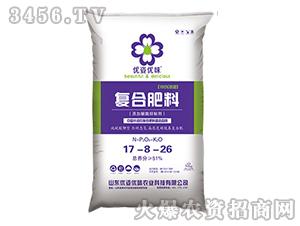 复合肥料17-8-26-优姿优味