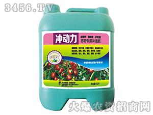枣树专用冲施肥-冲动力