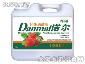 冲施滴灌肥草莓专用-丹麦诺尔