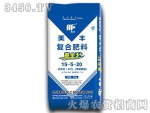 复合肥料15-5-20-美丰黄金3+