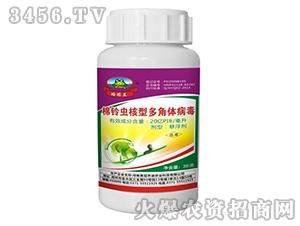 棉铃虫核型多角体病毒杀虫剂200克-蛤蟆王-勇冠