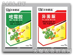 嘧霉胺+异菌脲-百农思