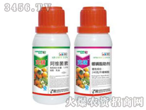 1.8%阿维菌素+24%螺螨酯助剂-克螨-恒润生化