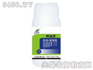45.8%吡唑氟酰胺-释溢清-诺普达