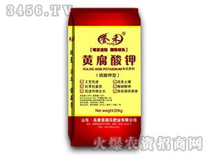 硫酸钾型黄腐酸钾-誉禾-喜福乐