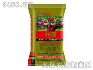 微生物菌肥-26菌-阿康化肥