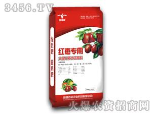红枣专用大量元素水溶肥10-12-18-施滴美-百诺农业
