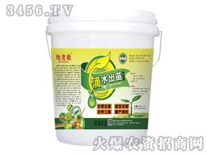 滴水出苗专用肥(冲施肥)-地老板-百诺农业