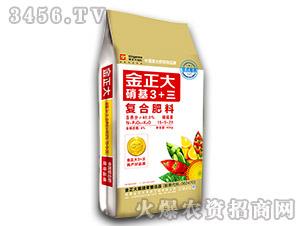 40%复合肥料15-5-20-金正大