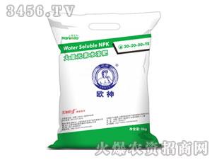 大量元素水溶肥料20-20-20+TE-欧神-汉和农业
