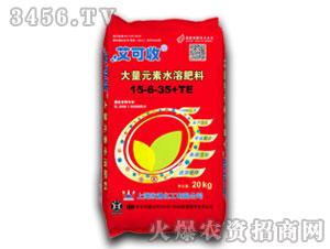高钾型水溶肥15-6-35+TE-艾可收-永通