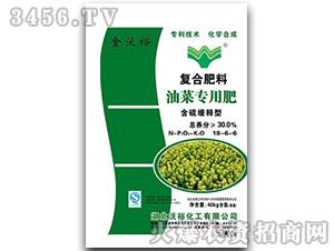 油菜专用18-6-6-金沃裕