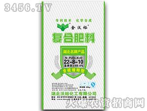 含硫缓释肥22-8-10-金沃裕