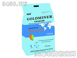 大量元素水溶肥20-20-20-TE-淘金者-绿普信