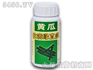黄瓜专用抗病绿直多-农