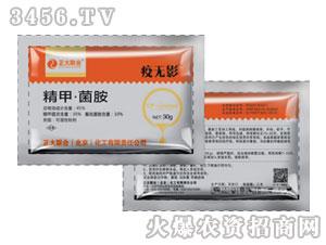 精甲・菌胺可湿性粉剂-