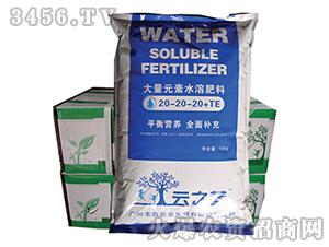 大量元素水溶肥料20-20-20+TE-云之蓝-贝尔特