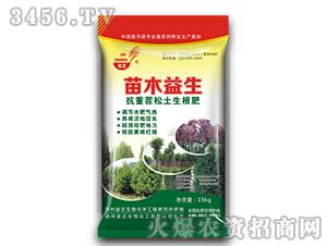 抗重茬松土生根肥-苗木益生-金正生物
