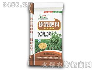 大豆专用掺混肥15-25-12-界江美
