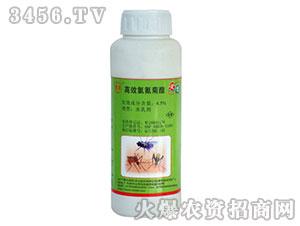 4.5%高效氯氰菊酯水乳剂-凯中
