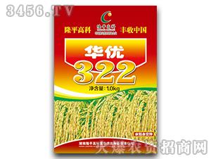 华优322-水稻杂交种-隆平高科