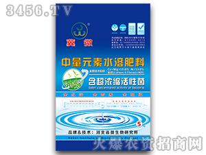 中量元素水溶肥料(含超浓缩活性菌)