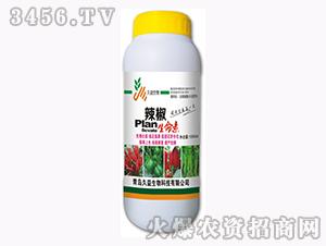 含腐植酸水溶肥料-辣椒