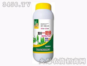 含腐植酸水溶肥料-黄叶