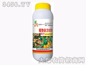 含腐植酸水溶肥料-植物