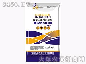 高钾型大量元素水溶肥料12-6-42+TE-久益生物