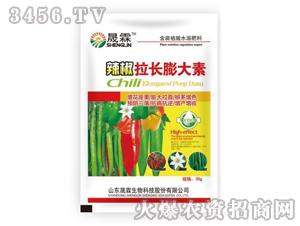 含腐植酸水溶肥料-辣椒拉长膨大素-晟霖生物