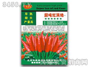 超吨红满地F1-辣椒种子-奥尔粮