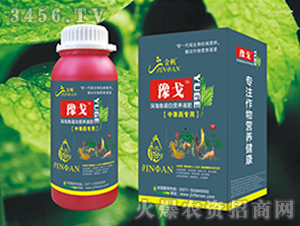 中草药专用深海鱼蛋白营养液肥-豫戈-金帆