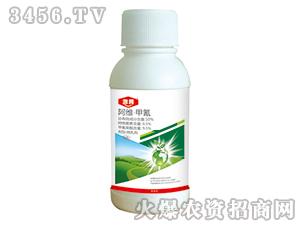 10%阿维・甲氰微乳剂