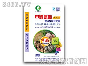 脲甲醛控释肥料16-8-18-甲硫氨酸-沃土力根