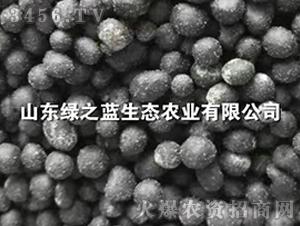 肥料颗粒5-绿之蓝