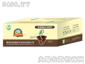 含腐植酸水溶肥料-百利