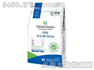 大量元素水溶肥12-3-40+TE+FA-伊啡-百利盛源