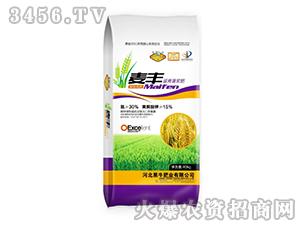 30%小麦脲铵氮肥返青灌溉肥-麦丰-黑牛肥业