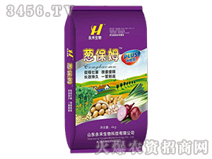 4kg多功能微生物菌剂-葱保姆-永禾生物