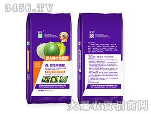 西甜瓜专用型复合微生物肥料-能量豆-奋豆肥业