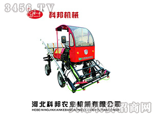 3WPZ-400型自走式打药机-帮大哥-科邦机械
