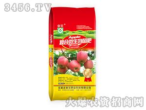 苹果专用复合微生物菌肥-奋豆肥业