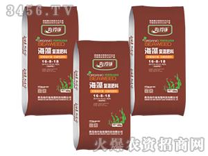 海藻复混肥料16-8-18-海玲珑