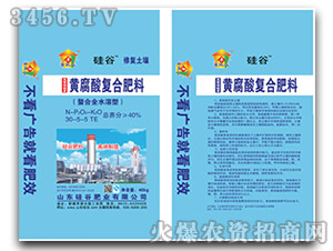 黄腐酸复合肥30-5-